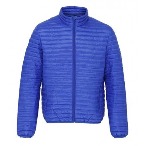 2786 Men's Tribe Fineline Padded Jacket Royal