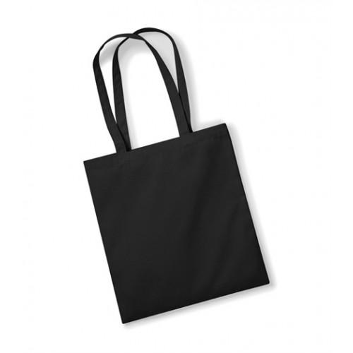Westford mill EarthAware Organic Bag for Life Black