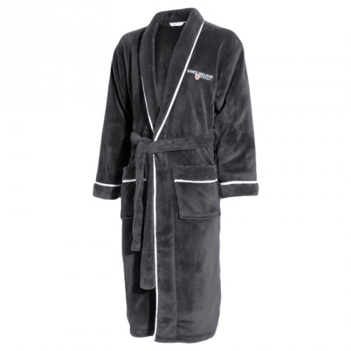 Lord Nelson Luxury Robe Grå