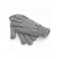 Beechfield Touch Screen Smart Gloves Grey