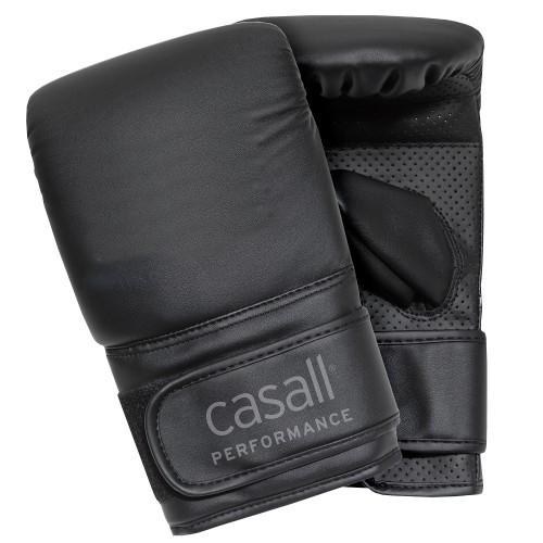 Casall Velcro Box-handskar Svart M