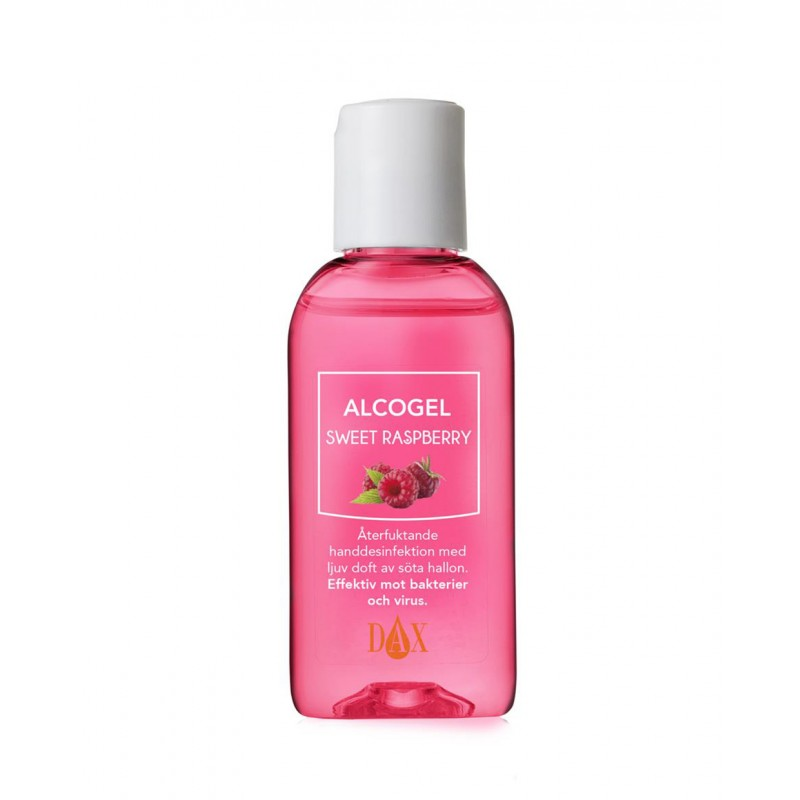 DAX Alcogel Sweet Raspberry 50ml