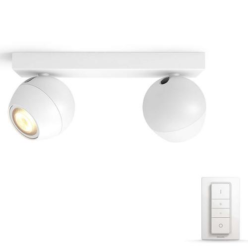 Philips Hue Buckram White Amb 2x5,5W V