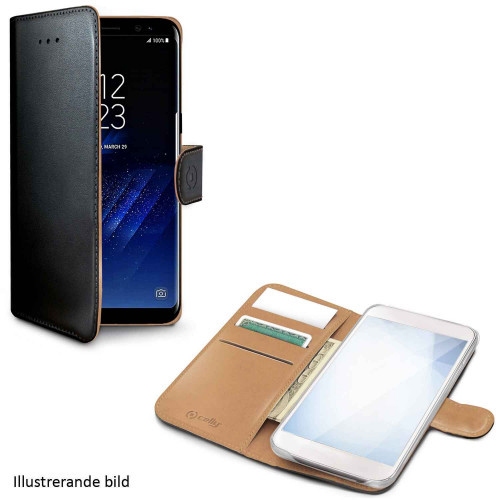 Celly Wallet Case Galaxy S9 Sv/be