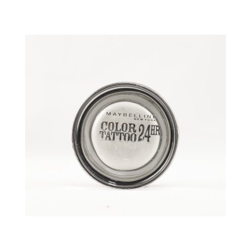 Maybelline Color Tattoo 24hr Cream Gel Shadow - 50 Eternal Silver