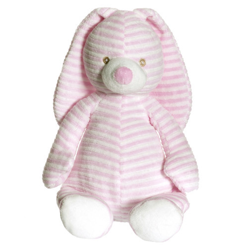 Teddykompaniet Cotton Cuties kanin rosa
