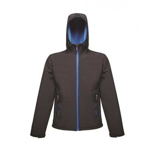 Regatta Arley ll Softshell Jacket Navy/Oxford Blue