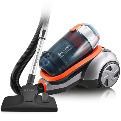 Sauber Dammsugare Eco Påslös A-Klass