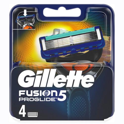 Gillette Rakblad Proglide Manual 4-pack