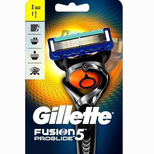 Gillette Fusion ProGlide Flexball Man.