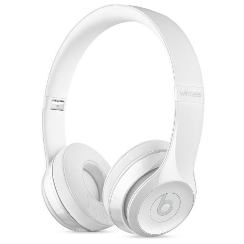 Beats Solo3 Wireless Gloss White