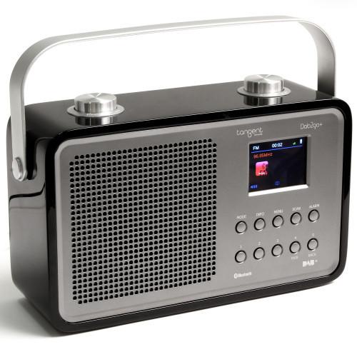 Tangent DAB2go+ Radio Black