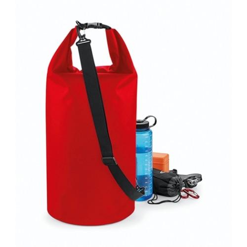 Quadra SLX 40 Litre Waterproof Drytube Red