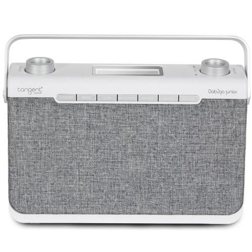 Tangent DAB2go Junior Radio White