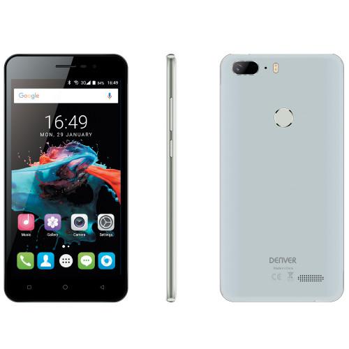"""Denver 5.2"""" 4G Smartphone HD IPS-skär"""