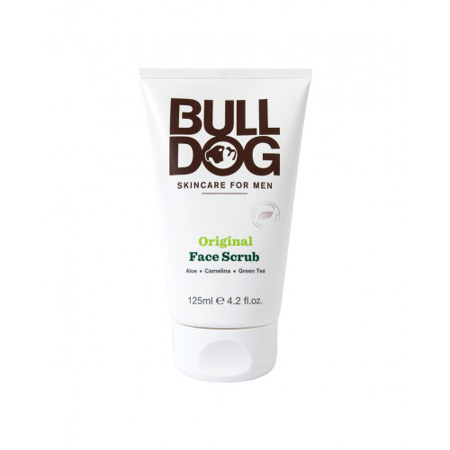 Bulldog Original Face Scrub 125ml