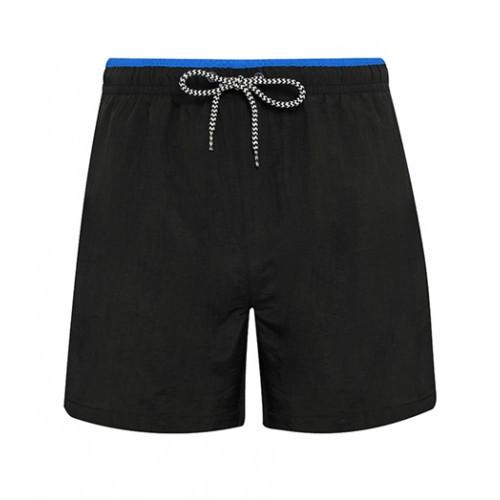 Asquith Men´s Swim Shorts Black/Royal
