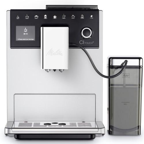 Melitta Espressomaskin CI Touch Silver