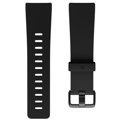 Fitbit Versa Armband Black Large