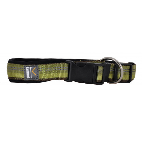 KENNEL EQUIP Dog Collar Adjustable Active