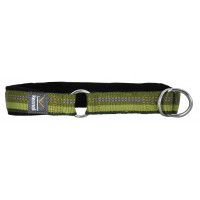 KENNEL EQUIP Half Choke Dog Collar Active