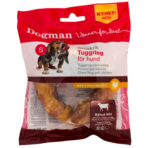 DOGMAN Tuggring 1st (10-pack)