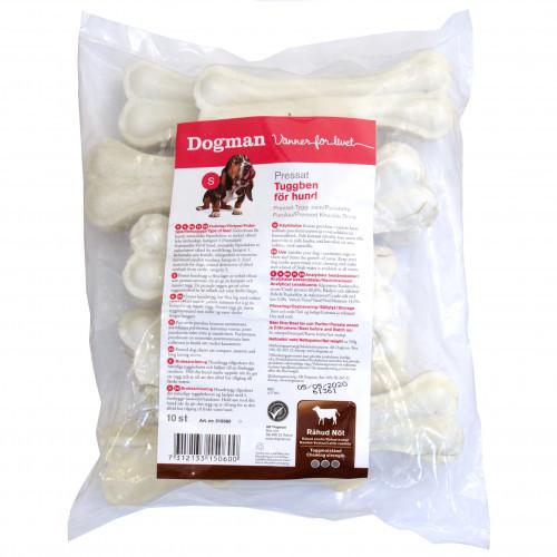 DOGMAN Tuggben 10-pack