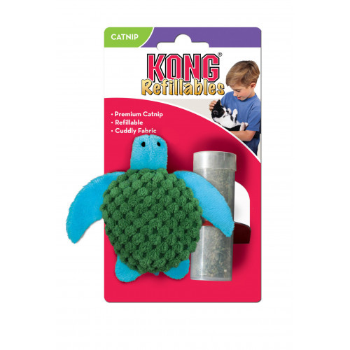 KONG Kong Cat Turtle (3-pack)