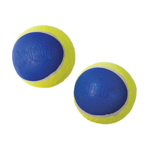 KONG Ultra SqueakAir Ball (3-pack)