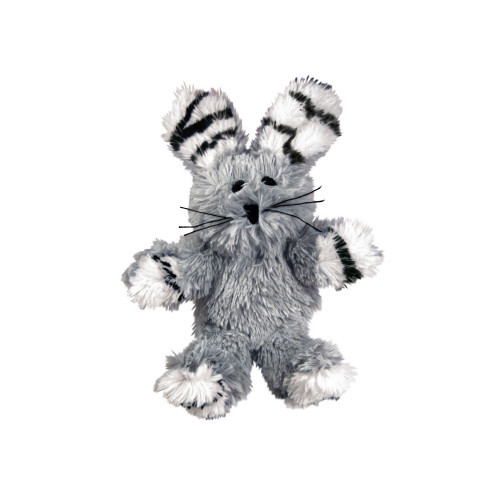 KONG Kong Cat Softies Fuzzy Bunny (3-pack)