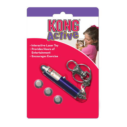 KONG Cat Laser Toy (3-pack)