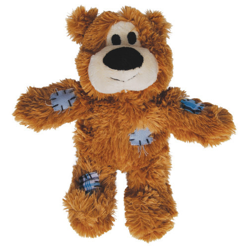 KONG Kong Wild Knots Bear (2-pack)