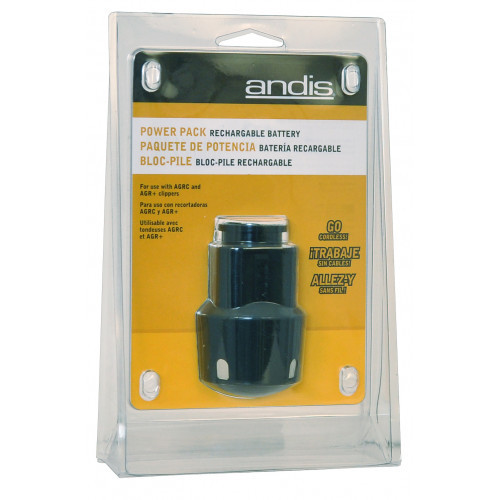 ANDIS Batteri till AGRC och AGR+