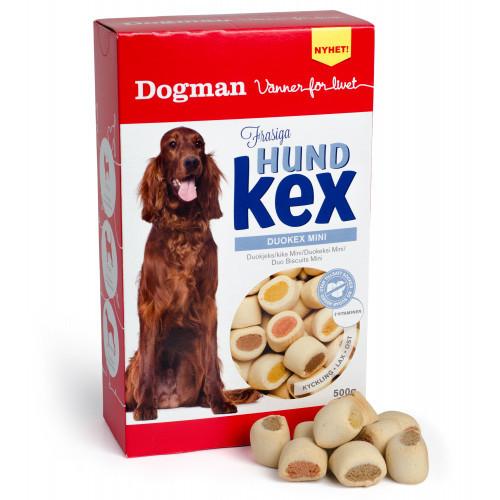 DOGMAN Duokex Tresmak (7-pack)