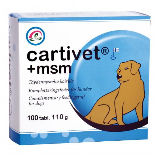 BIOFARM Cartivet + MSM