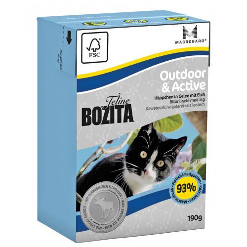 BOZITA FELINE Feline Outdoor&Active (16-pack)