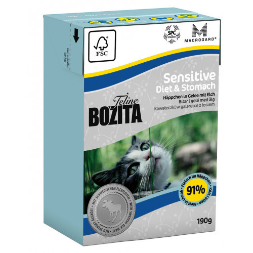 BOZITA FELINE Feline Diet&Stomach Sensitive (16-pack)