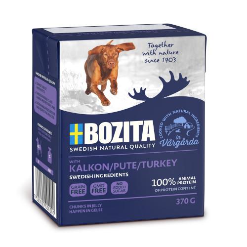 BOZITA NATURALS Nat Turkey gelé
