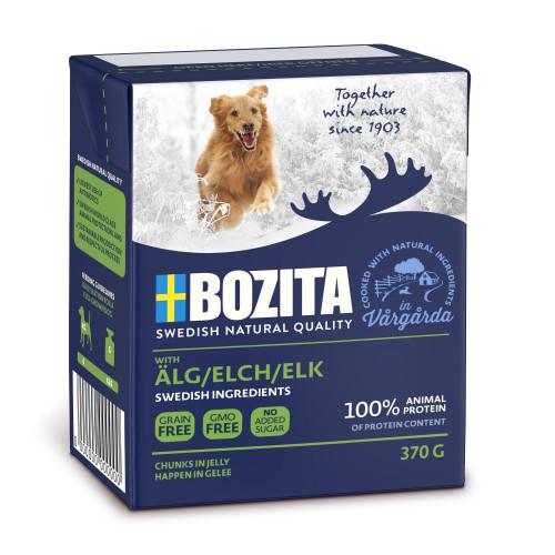 BOZITA NATURALS Nat Elk gelé (16-pack)