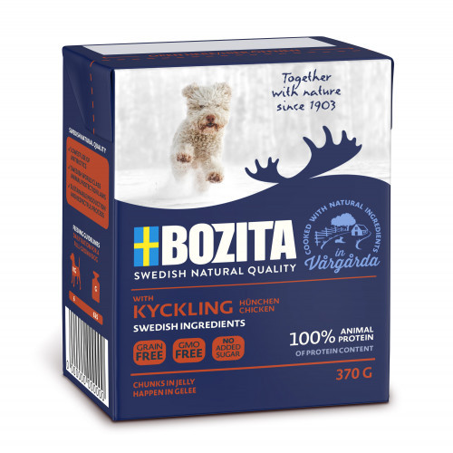 BOZITA NATURALS Nat Chicken Jr (16-pack)