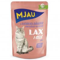 MJAU Mjau Lax i gelé  (22-pack)