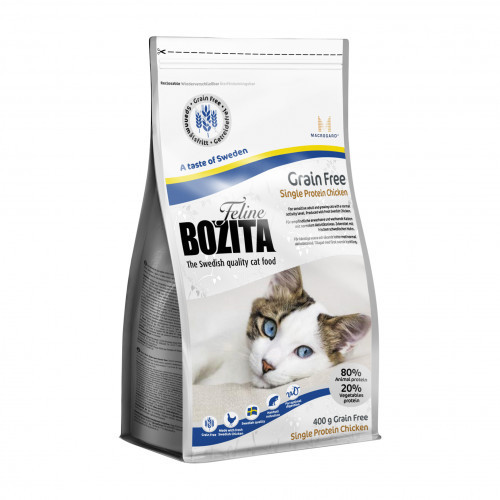 BOZITA FELINE Grain Free Single Protein