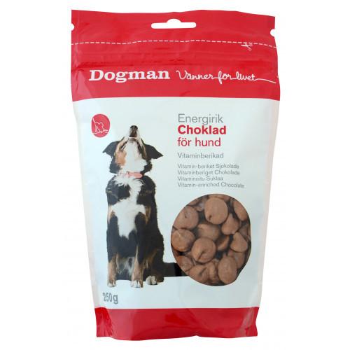 DOGMAN Choklad för hund (10-pack)