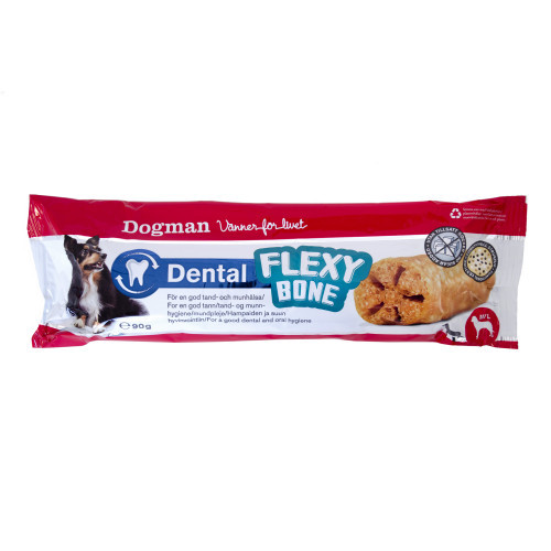 DOGMAN Dental Flexy Bone
