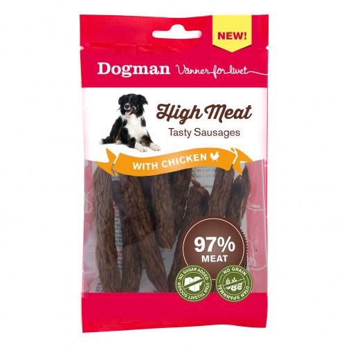 DOGMAN High meat Tastysausage Chicken (11-pack)