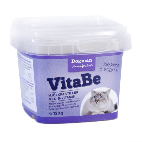 DOGMAN VitaBe för katt (6-pack)