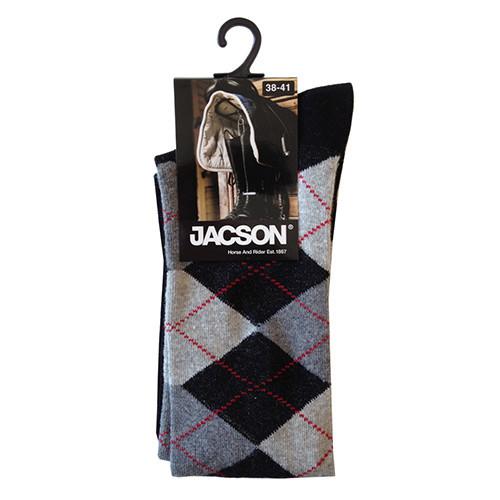 JACSON Ridstrumpa argyle