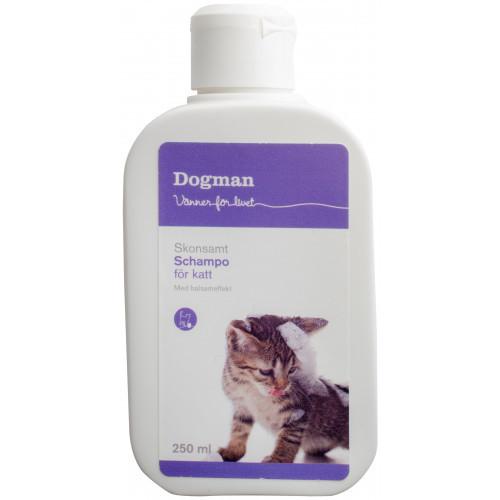 DOGMAN Schampo för katt (6-pack)