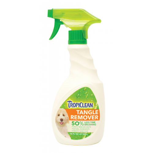 TROPICLEAN D-mat Tangle remover