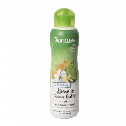 TROPICLEAN Lime & Cocoa Butter conditione